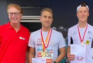 Hans-Peter Innerhofer holt Vize-Staatsmeistertitel im Marathon