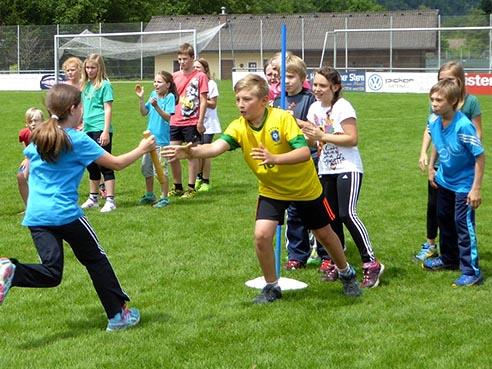 It's so easy - Leichtathletik Schulwettkämpfe organisieren