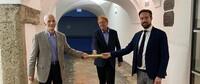 Staffelübergabe: Gugenberger wird neuer SLV-Präsident