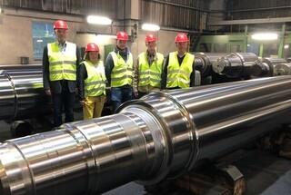 Partnerschaft mit Eisenwerk Sulzau-Werfen (ESW)</span><span>&nbsp;